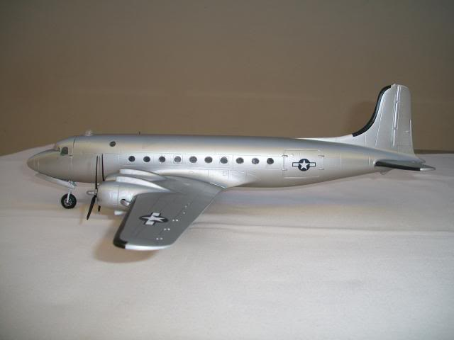 """C-54 """"Sacred Cow"""" (1944 - 1947) Air Force One 100_3915"""