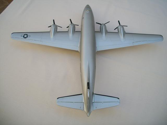 """C-54 """"Sacred Cow"""" (1944 - 1947) Air Force One 100_3917"""