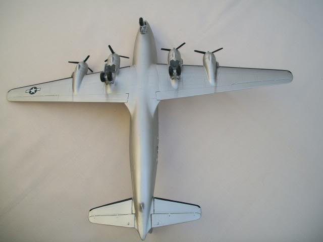 """C-54 """"Sacred Cow"""" (1944 - 1947) Air Force One 100_3919"""