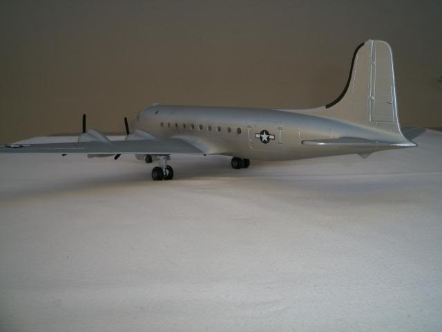 """C-54 """"Sacred Cow"""" (1944 - 1947) Air Force One 100_3920"""