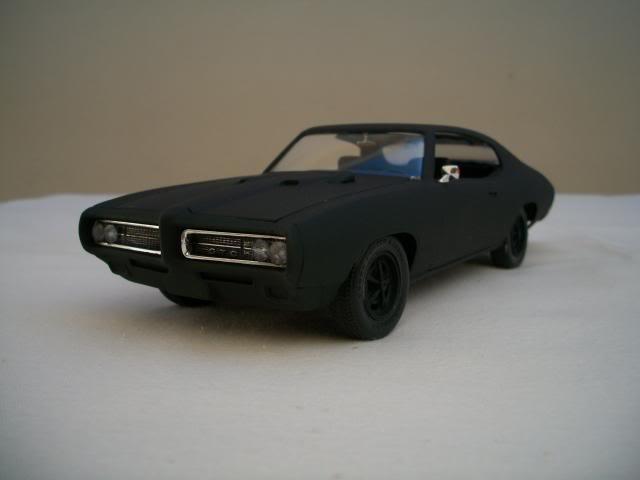 """1969 Pontiac GTO """"O Justiceiro"""" 100_3931"""