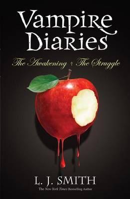 Müüa Vampire Diaries esimesed kaks osa. 9780340999141
