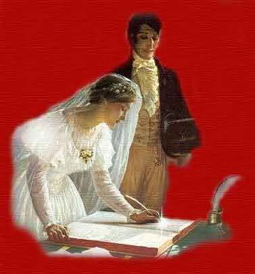 RONDEL: La casada celosa Casada