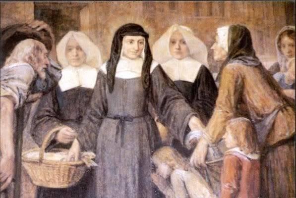 Las Hijas De la Caridad Sanvicente