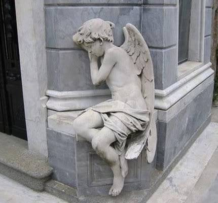 EL MOMENTO DE LAS FLORES Angel
