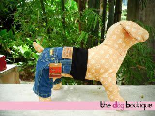 The Dog Boutique: Pet Clothes & Pet Jewels for Sale Jeans