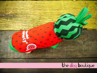 The Dog Boutique: Pet Clothes & Pet Jewels for Sale Watermelon-Suit-2-1