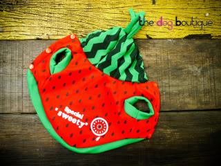 The Dog Boutique: Pet Clothes & Pet Jewels for Sale Watermelon-Suit-3-1