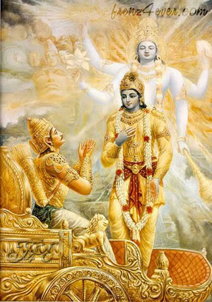 ~* The Famous Quotes From Bhagwat Gita *~ Lord-krishna
