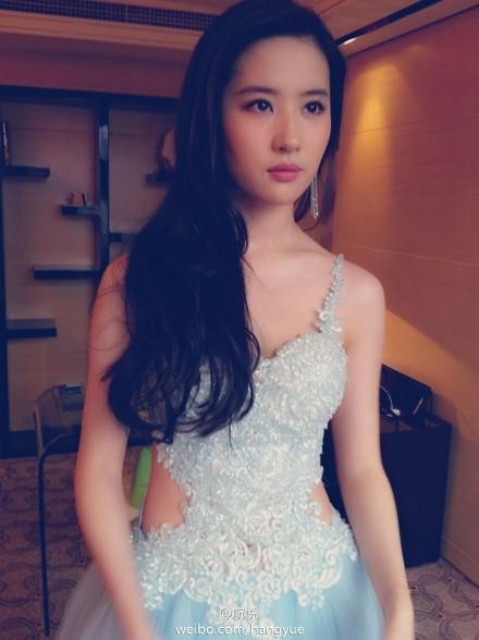 รวมภาพถ่ายจาก Blog และ Sina weibo Hang Yue  14a6856e2jw1du0ack0wtaj1