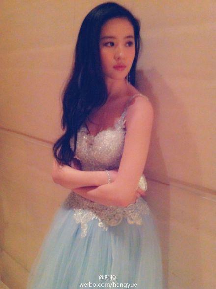 รวมภาพถ่ายจาก Blog และ Sina weibo Hang Yue  14a6856e2jw1du1aubhs69j1
