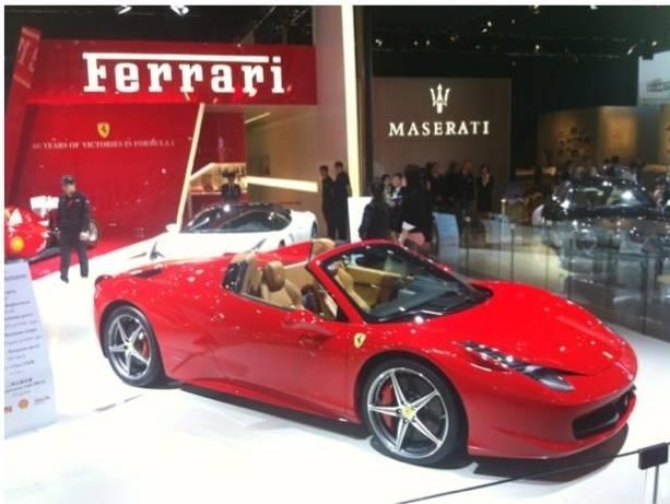 25/04/2012 Beijing International Automotive Exhibition 001