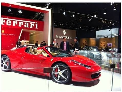 25/04/2012 Beijing International Automotive Exhibition 01