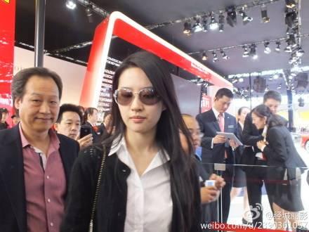 25/04/2012 Beijing International Automotive Exhibition 18e7a03e1jw1dsep7gv0o8j1