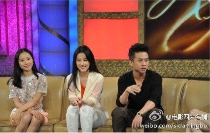 17/07/2012 รายการ  lu yu you yue ออกอากาศทางสถานีโทรทัศน์อันฮุย 20120717151106