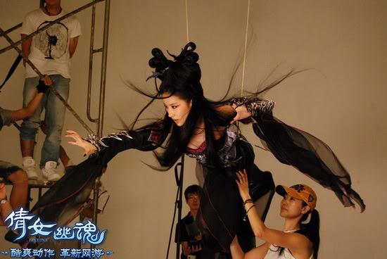 2011 ถ่ายโฆษณาเกมออนไลน์โปเยโปโลเย (网游 倩女幽魂 ) Img321310923