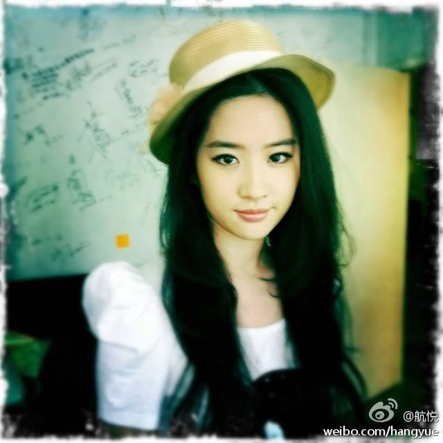 รวมภาพถ่ายจาก Blog และ Sina weibo Hang Yue  4a6856e2jw1dlxq94rr2lj
