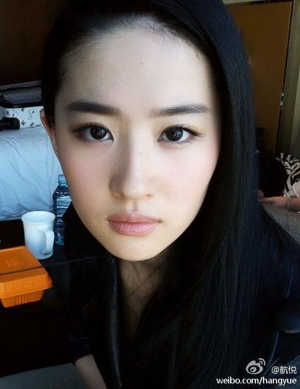 รวมภาพถ่ายจาก Blog และ Sina weibo Hang Yue  4a6856e2jw1dnabhv8kqfj