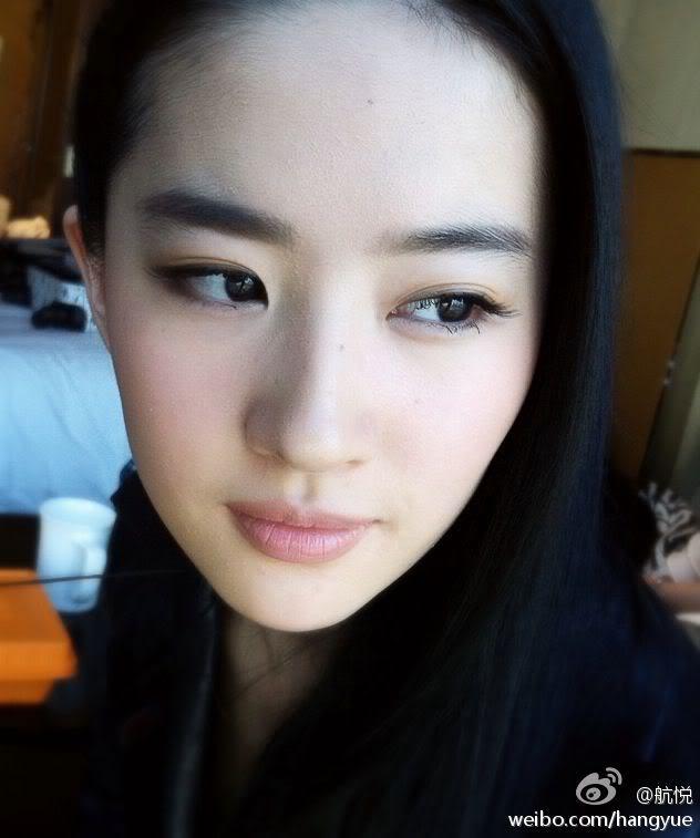 รวมภาพถ่ายจาก Blog และ Sina weibo Hang Yue  4a6856e2jw1dnadu4kuqaj
