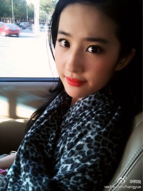 รวมภาพถ่ายจาก Blog และ Sina weibo Hang Yue  4a6856e2jw1dnbkyk3csnj