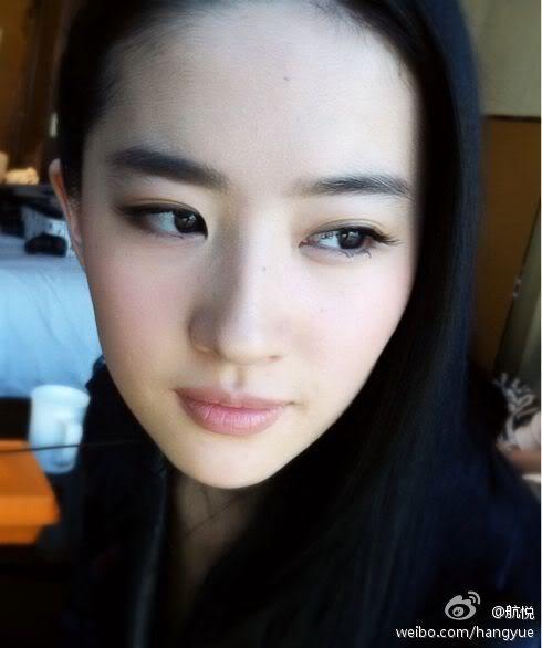 รวมภาพถ่ายจาก Blog และ Sina weibo Hang Yue  4a6856e2jw1dnfcu9xwjbj