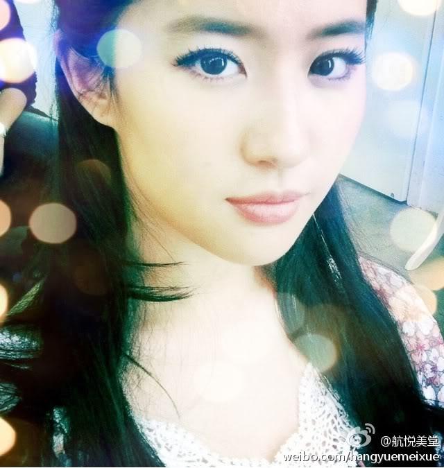 รวมภาพถ่ายจาก Blog และ Sina weibo Hang Yue  628e249fjw1dm3uun8fp6j
