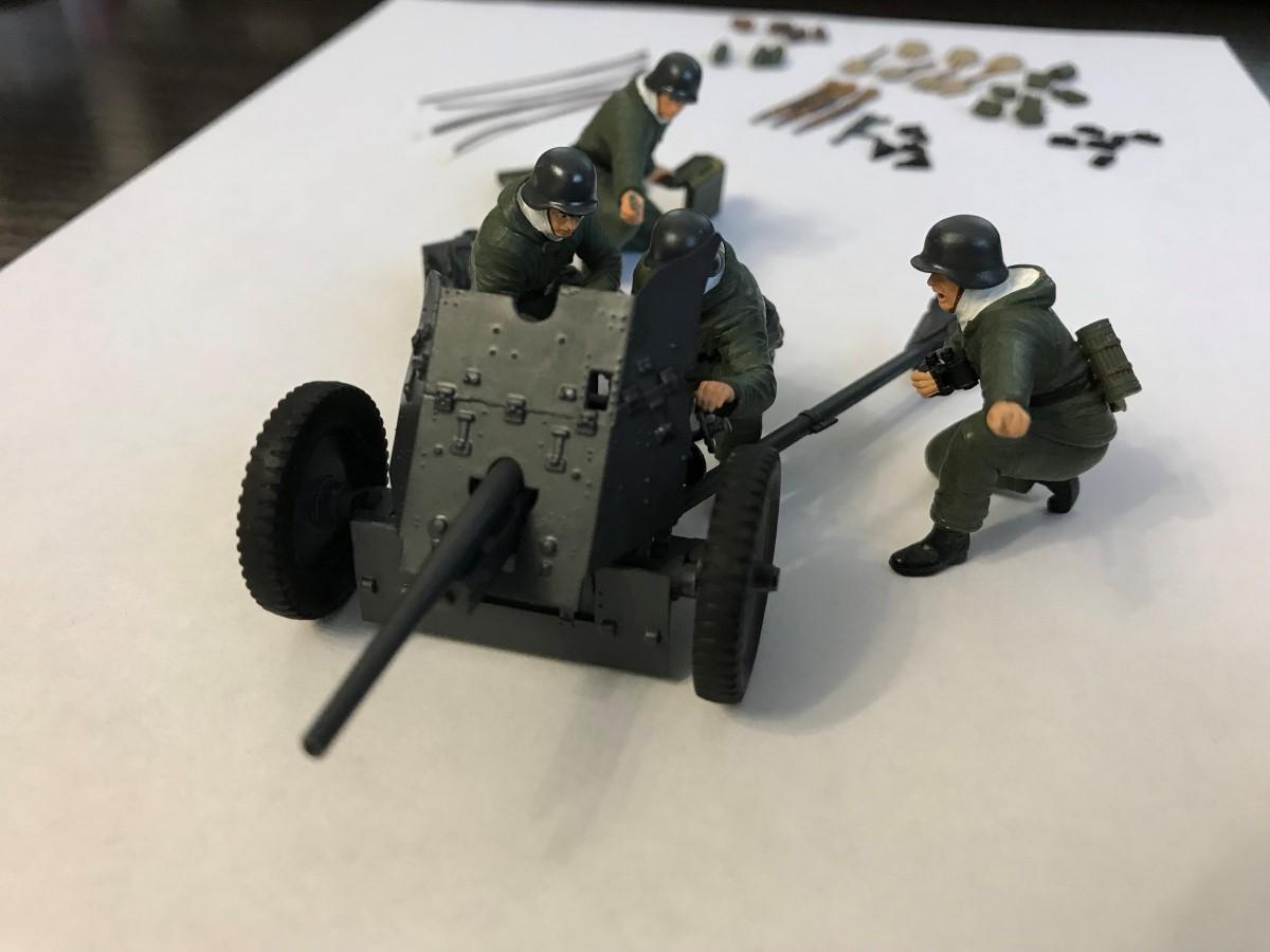 Противотанковая пушка ПАК-36 с расчетом (звезда 3610) Ce3ce56a39054c1eab60c4d4f7aab75f