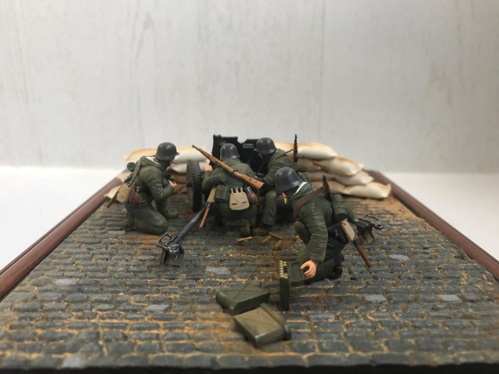 Противотанковая пушка ПАК-36 с расчетом (звезда 3610) 284bba713af90c64ea646002e42a08ca