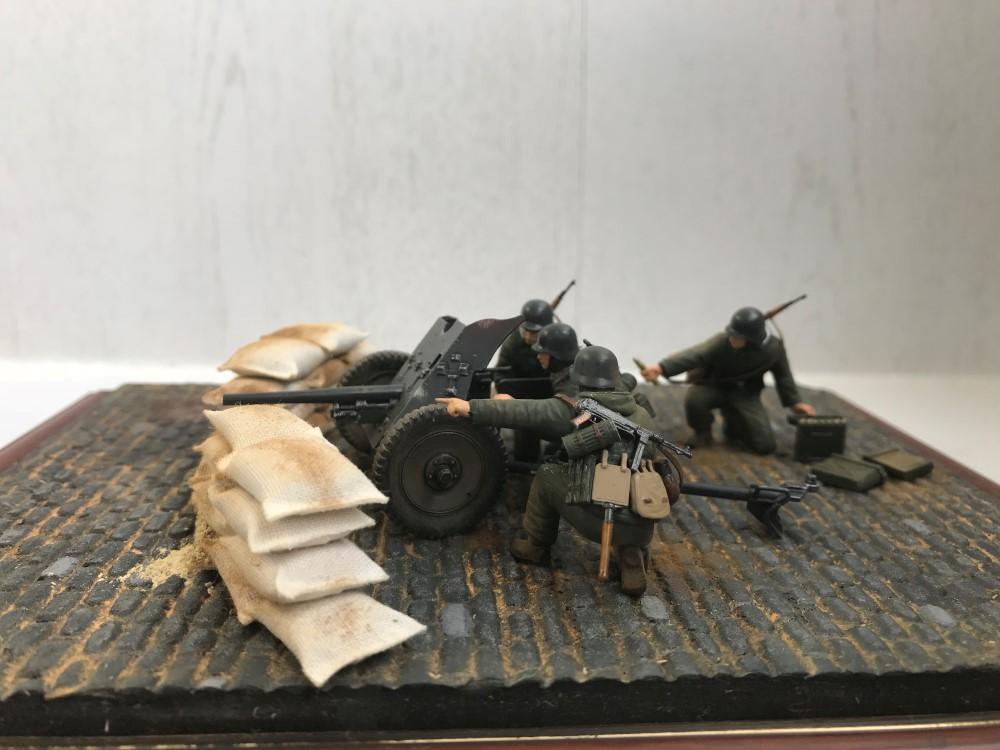 Противотанковая пушка ПАК-36 с расчетом (звезда 3610) 62e5b37b12cfee9df7f42edb5eaccbde