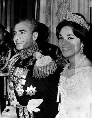 Joyas de la Casa Imperial de Irán Xfarah-y-sha
