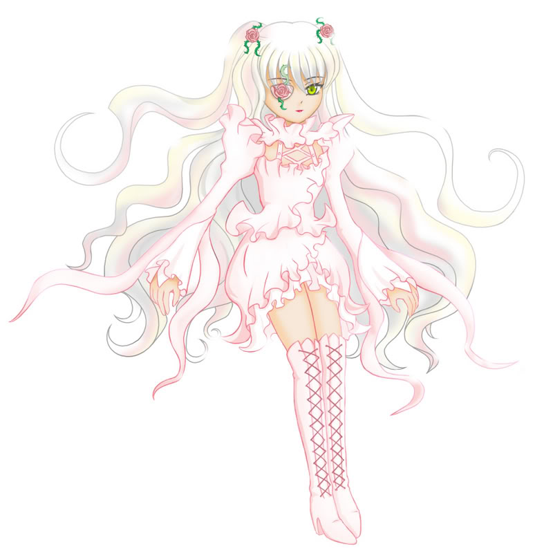 Rozen maiden Kirakishou