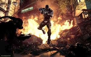 Your video game Avengers Crysis