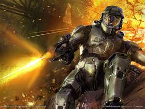 Your video game Avengers Masterchief