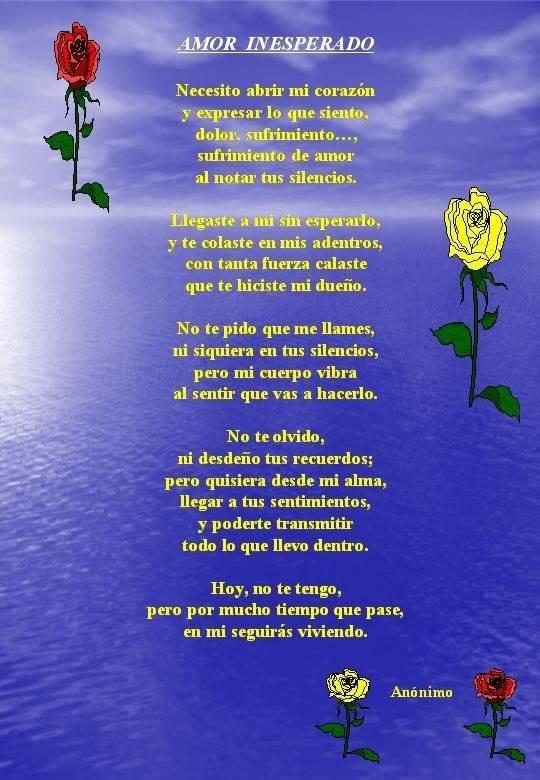Poemas..y Reflexiones... - Página 5 Amorinesperado