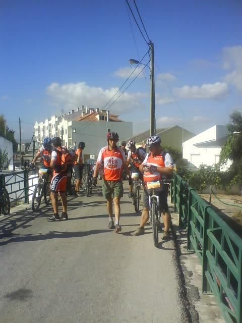 Vila Franca de Xira - Entroncamento com os Metralhas DSC02826