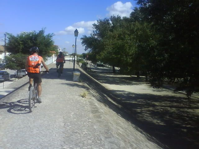 Vila Franca de Xira - Entroncamento com os Metralhas DSC02850