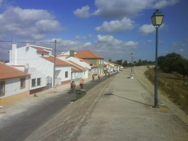 Vila Franca de Xira - Entroncamento com os Metralhas DSC02862