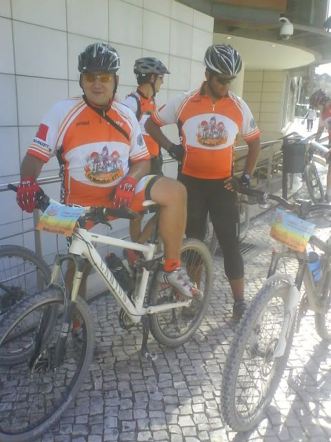 Vila Franca de Xira - Entroncamento com os Metralhas DSC02878