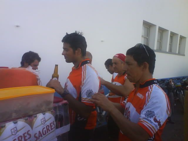 Vila Franca de Xira - Entroncamento com os Metralhas DSC02886