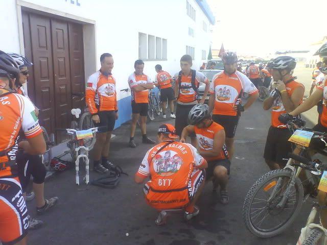 Vila Franca de Xira - Entroncamento com os Metralhas DSC02904