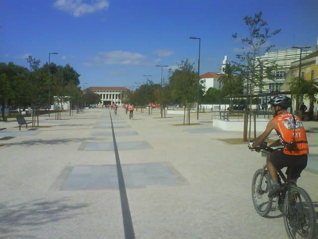 Vila Franca de Xira - Entroncamento com os Metralhas DSC02905