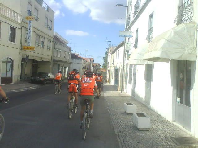 Vila Franca de Xira - Entroncamento com os Metralhas DSC02907