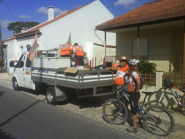Vila Franca de Xira - Entroncamento com os Metralhas DSC02911
