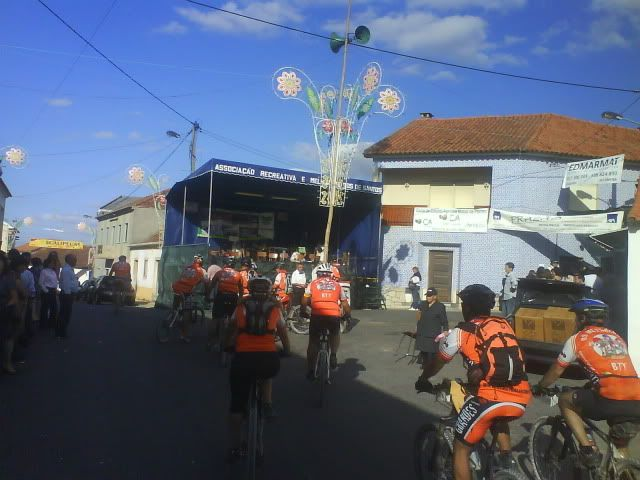 Vila Franca de Xira - Entroncamento com os Metralhas DSC02932