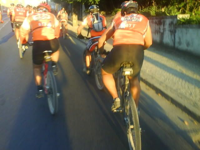 Vila Franca de Xira - Entroncamento com os Metralhas DSC02978