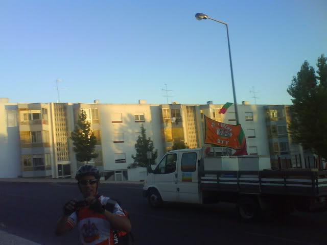 Vila Franca de Xira - Entroncamento com os Metralhas DSC02984
