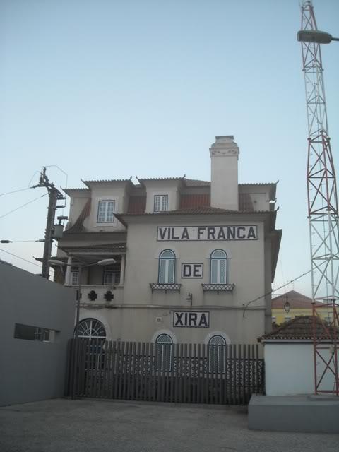 Vila Franca de Xira - Entroncamento com os Metralhas DSCN4480