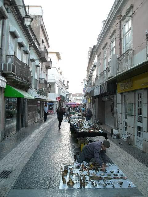 Vila Franca de Xira - Entroncamento com os Metralhas DSCN4484