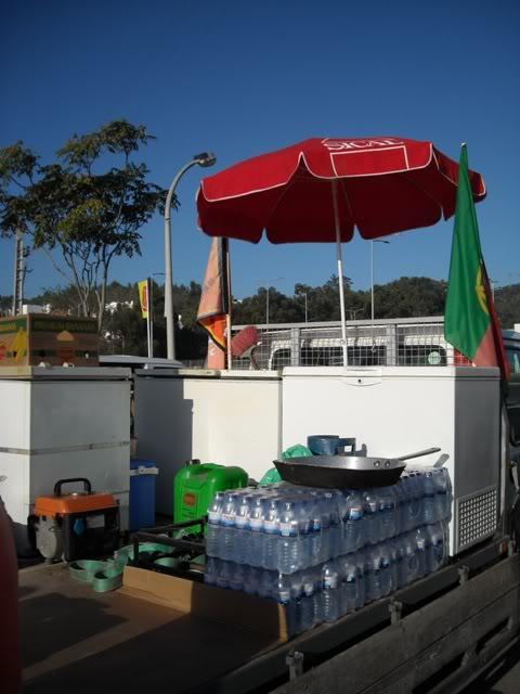 Vila Franca de Xira - Entroncamento com os Metralhas DSCN4492
