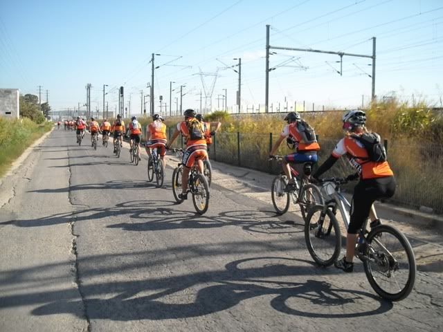 Vila Franca de Xira - Entroncamento com os Metralhas DSCN4502